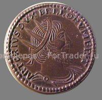 Монеты короля Артура